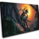 "Shadow of the Tomb Raider  Game 12""x16"" (30cm/40cm) Canvas Print"