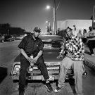 "Snoop Dogg Dr. Dre 18 ""x28"" (45cm/70cm) Canvas Print"