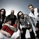 """Five Finger Death Punch 13""""x19"""" (32cm/49cm) Polyester Fabric Poster"""