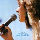 "Stevie Nicks  18""x28"" (45cm/70cm) Canvas Print"