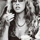 "Stevie Nicks  13""x19"" (32cm/49cm) Polyester Fabric Poster"
