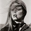 "Brigitte Bardot 18""x28"" (45cm/70cm) Canvas Print"