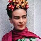 "Frida Kahlo  18""x28"" (45cm/70cm) Canvas Print"