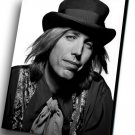 "Tom Petty 12""x16"" (30cm/40cm) Canvas Print"