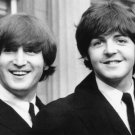 "Paul McCartney  John Lennon  18""x28"" (45cm/70cm) Canvas Print"