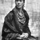 "Frida Kahlo  13""x19"" (32cm/49cm) Polyester Fabric Poster"