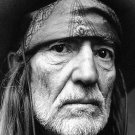 "Willie Nelson  13""x19"" (32cm/49cm) Polyester Fabric Poster"