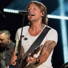 """Keith Urban  13""""x19"""" (32cm/49cm) Polyester Fabric Poster"""