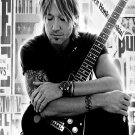 "Keith Urban 18""x28"" (45cm/70cm) Canvas Print"
