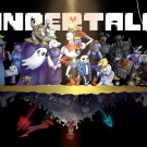 "Undertale 18""x28"" (45cm/70cm) Canvas Print"