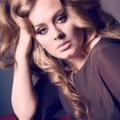 """Adele  13""""x19"""" (32cm/49cm) Polyester Fabric Poster"""