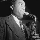 """Charlie Parker Jazz 13""""x19"""" (32cm/49cm) Polyester Fabric Poster"""