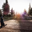 """Far Cry 5 Boomer Dog Game 13""""x19"""" (32cm/49cm) Polyester Fabric Poster"""