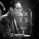 "Bill Evans Jazz Piano 18""x28"" (45cm/70cm) Canvas Print"