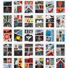 """A Sequential Compendium of Marvel Origins 18""""x28"""" (45cm/70cm) Poster"""