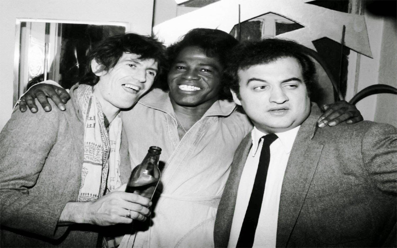 """Keith Richards James Brown John Belushi 18""""x28"""" (45cm/70cm) Poster"""