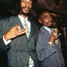 "Snoop Dogg  Tupac Shakur  18""x28"" (45cm/70cm) Poster"