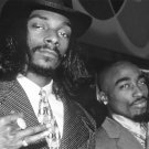 "Snoop Dogg Tupac Shakur 13""x19"" (32cm/49cm) Polyester Fabric Poster"