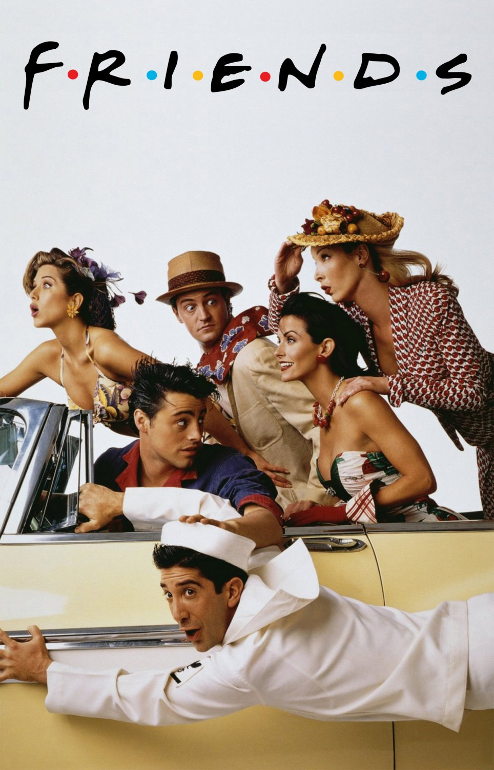 """Friends TV Series 13""""x19"""" (32cm/49cm) Polyester Fabric Poster"""