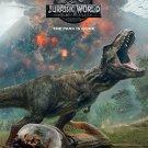 "Jurassic World  Fallen Kingdom 13""x19"" (32cm/49cm) Polyester Fabric Poster"