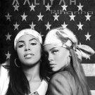 "Aaliyah  Rihanna 13""x19"" (32cm/49cm) Polyester Fabric Poster"