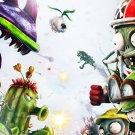 "Plants vs Zombies Garden Warfare 2  18""x28"" (45cm/70cm) Canvas Print"