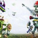 "Plants vs Zombies Garden Warfare 2  13""x19"" (32cm/49cm) Polyester Fabric Poster"