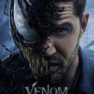 "Venom  Movie 2018   18""x28"" (45cm/70cm) Canvas Print"