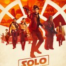 """Solo A Star Wars Story 13""""x19"""" (32cm/49cm) Polyester Fabric Poster"""