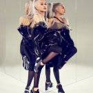 """Ariana Grande No Tears Left To Cry   13""""x19"""" (32cm/49cm) Polyester Fabric Poster"""