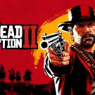 "Red Dead Redemption 2   13""x19"" (32cm/49cm) Polyester Fabric Poster"