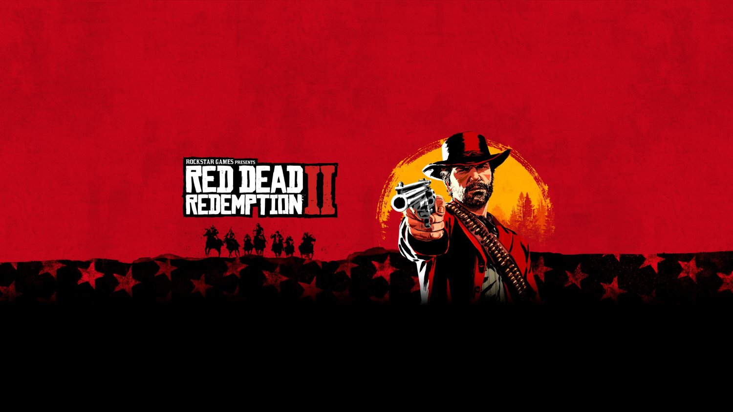 """Red Dead Redemption 2   13""""x19"""" (32cm/49cm) Polyester Fabric Poster"""