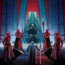 "Star Wars The Last Jedi   18""x28"" (45cm/70cm) Canvas Print"