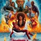"Deadpool 2 Movie 2018  18""x28"" (45cm/70cm) Poster"