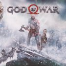 "God of War Kratos and Atreus  18""x28"" (45cm/70cm) Poster"