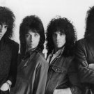 """Kiss Band   13""""x19"""" (32cm/49cm) Polyester Fabric Poster"""