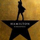 """Hamilton An American Musical  18""""x28"""" (45cm/70cm) Poster"""