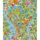 """Find me Game Soccer Cup 13""""x19"""" (32cm/49cm) Polyester Fabric Poster"""