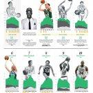 "The Boston Globe Playing the Slots Chart 18""x28"" (45cm/70cm) Poster"