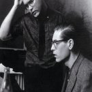 "Bill Evans  13""x19"" (32cm/49cm) Polyester Fabric Poster"
