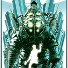 "Bioshock  13""x19"" (32cm/49cm) Polyester Fabric Poster"