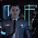 """Detroit Become Human Game 13""""x19"""" (32cm/49cm) Polyester Fabric Poster"""