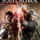 """Soulcalibur VI  18""""x28"""" (45cm/70cm) Canvas Print"""