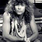"""Jon Bon Jovi  18""""x28"""" (45cm/70cm) Canvas Print"""