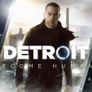 """Detroit Become Human 13""""x19"""" (32cm/49cm) Polyester Fabric Poster"""