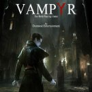 "Vampyr Game 18""x28"" (45cm/70cm) Canvas Print"