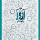 "The Illustrious Omnibus of Superpowers Chart 13""x19"" (32cm/49cm) Canvas Print"