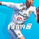 """Fifa 2019 Cristiano Ronaldo 18""""x28"""" (45cm/70cm) Canvas Print"""