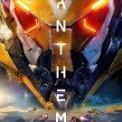 "Anthem Bioware Game  13""x19"" (32cm/49cm) Polyester Fabric Poster"