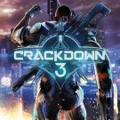 """Crackdown 3  Game 13""""x19"""" (32cm/49cm) Polyester Fabric Poster"""